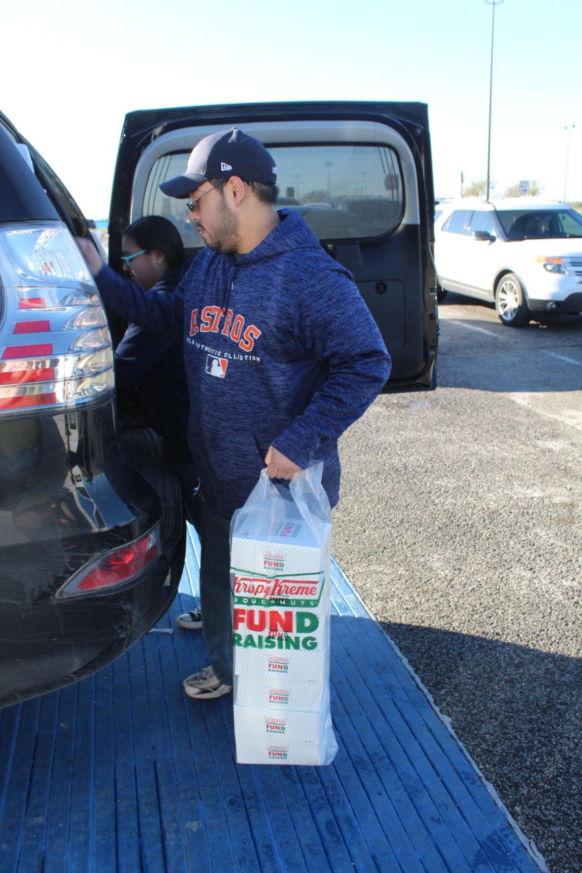 Krispy Kreme for a cause