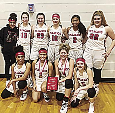 Sharkettes roll in own tournament