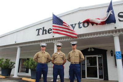 BH grads embark on Marine Corps careers