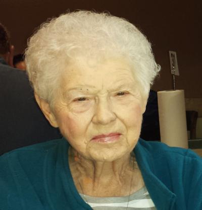 Mary Ann Rosier