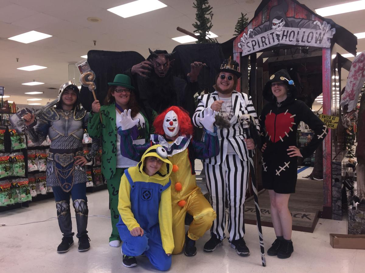 baytown halloween store scares up a good time | lifestyle
