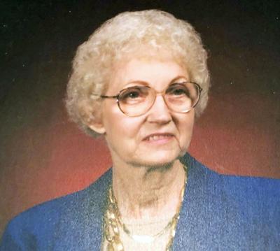 Betty Jo Harrison