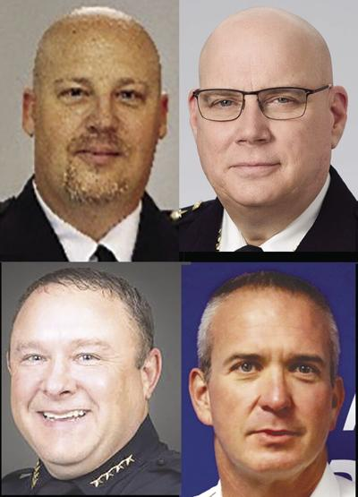 Baytown Police Department Chief Finalists