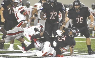 GCM coach: O-line 'getting better and better'