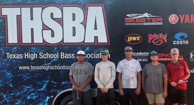 Anahuac bass-fishing team fares well at tourney