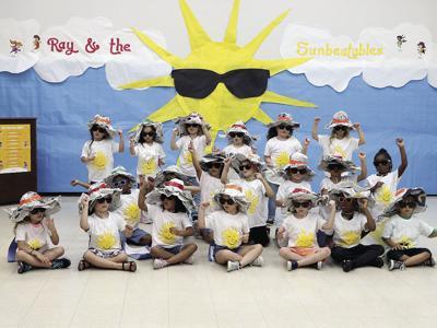 Hopper Primary educates children on sun safety