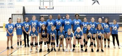 Future of Lady Ranger volleyball