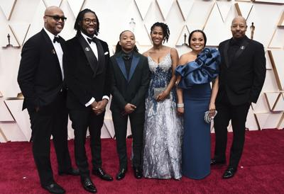 Former Barbers Hill student gets shout-out at Oscars