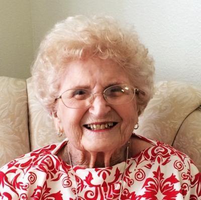 Dorothy Mae Leonard