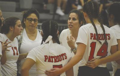 GCM volleyball coach takes over BH program