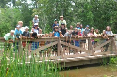 Become a junior ranger at Anahuac Wildlife Refuge summer day camp