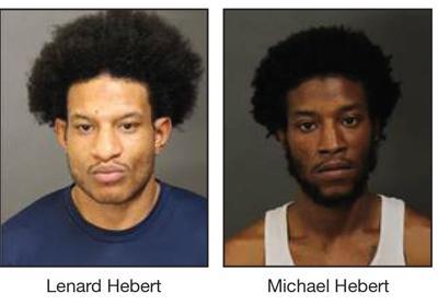 Police Beat – BPD seeks two men