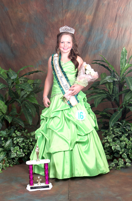 Texas Gatorfest Court Princess