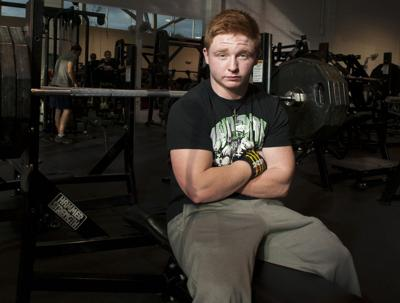 World Power Barbers Hill Sophomore Wins Power Lifting World