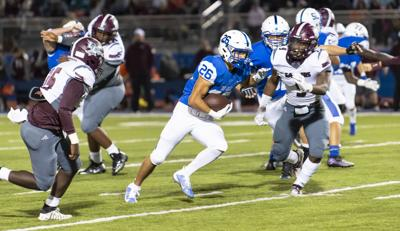 Fall sports report card: A lot of good, some just bad