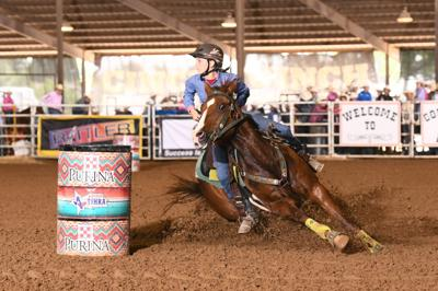 Local barrel racer sets sights on world title