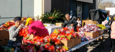 Multiple food fairs planned: Next one today at Iglesia Cristo Viene