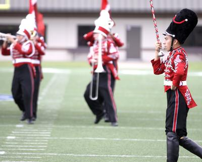 Bands compete at Galena Park contest