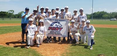 Baytown Pony team advances to regionals