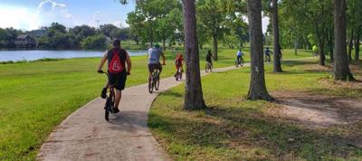 Let's get moving! Parks & Rec launches 'Baytown Moves'  campaign