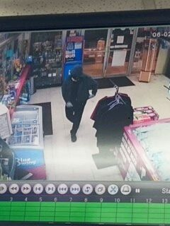 Police Beat: Convenience store robber sought
