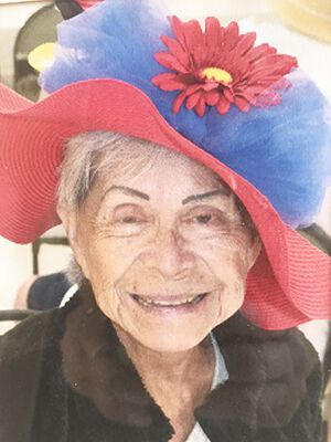 Mary Bertha Poole