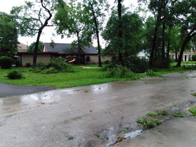 Three days of storms soak Baytown region | News | baytownsun com