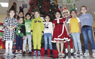 Merry Christmas from Ashbel Smith Elementary