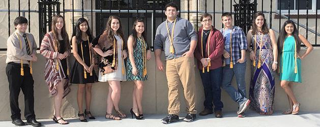 Robert E Lee High School Top Ten Baytownsun Com
