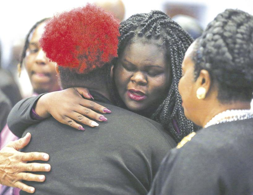 Memorial held for local woman shot by officer