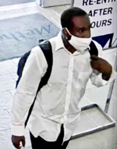Police Beat: Medical office burglar sought