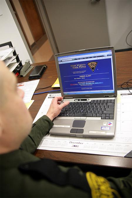 Offender police registry sex state wv