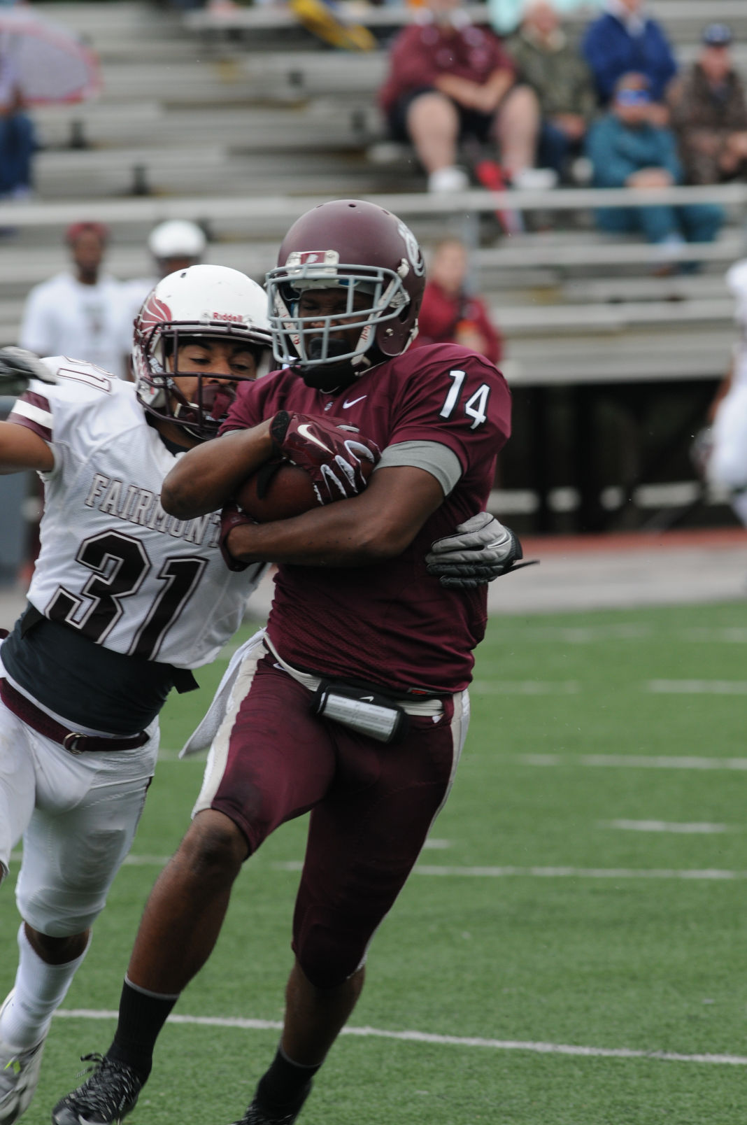 SLIDESHOW: FAIRMONT STATE VS CONCORD UNIVERSITY FOOTBALL ...