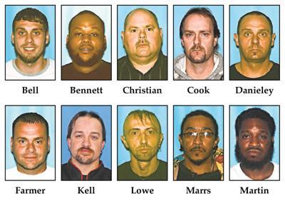 Bell county warrants