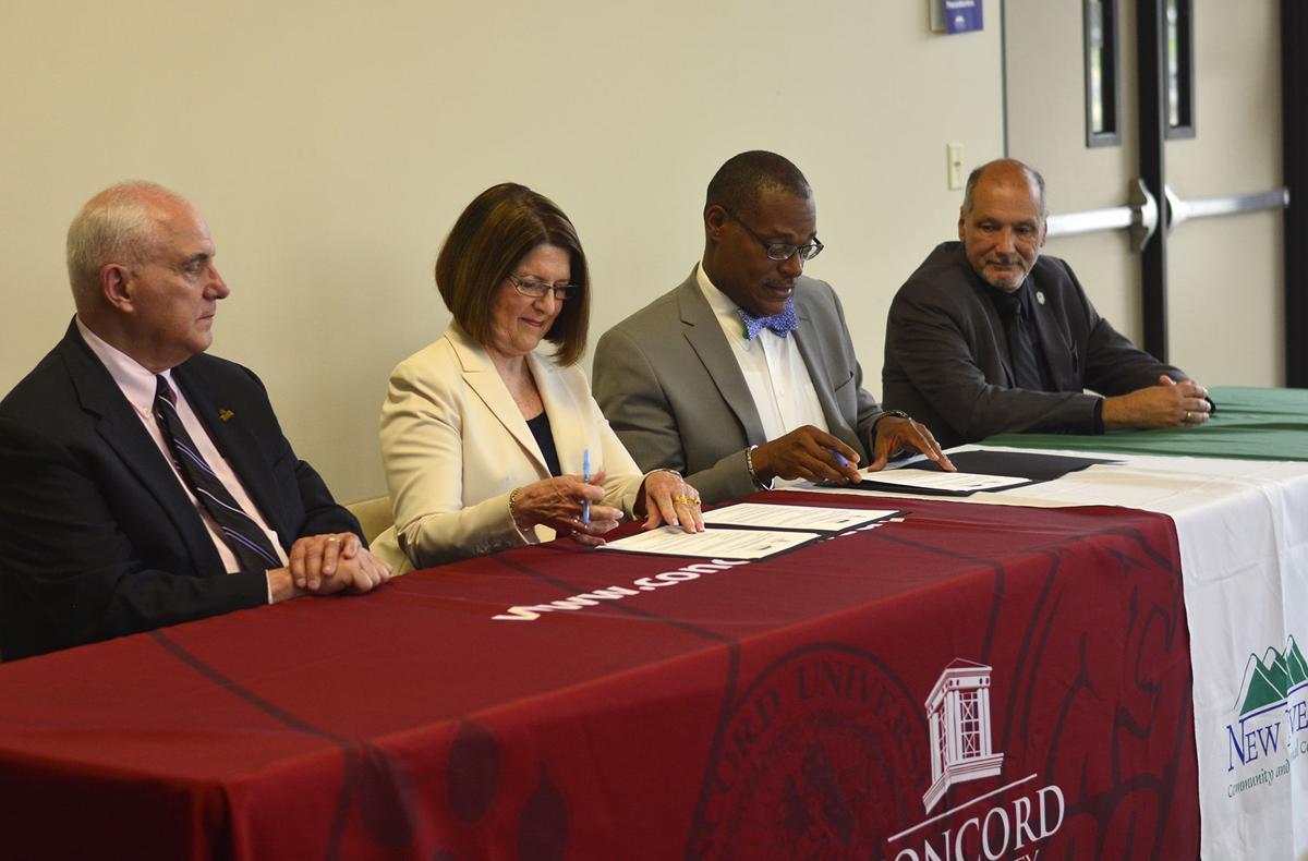 NRCTC CU Sign Guaranteed Admission Agreement