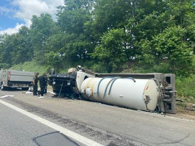 Interstate 77 crash ...
