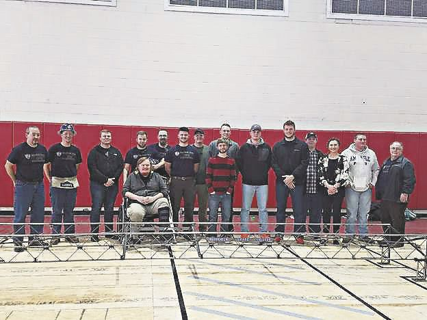 BSC Bridge Building Team To Compete Nationally