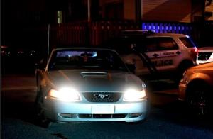 Police chase in Princeton leads to arrest