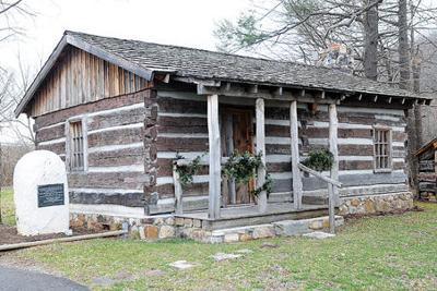 Bailey Log House