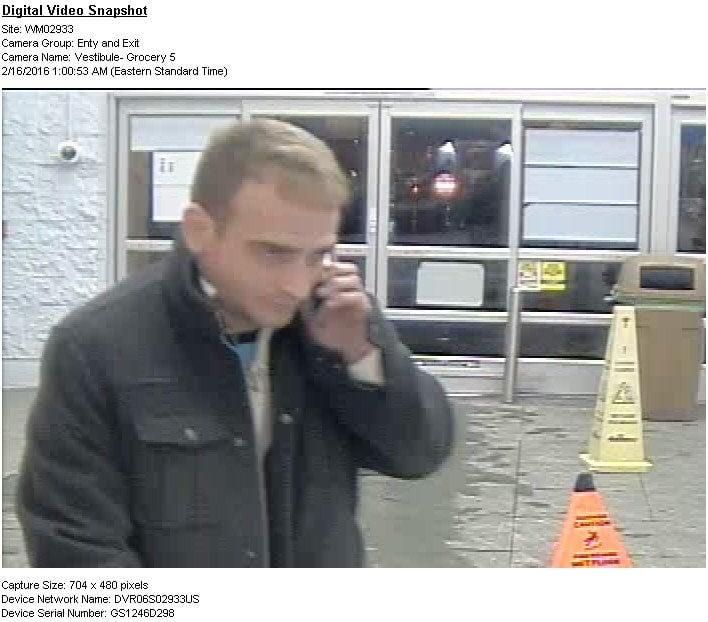 SLIDESHOW: Walmart surveillance video | News | bdtonline com
