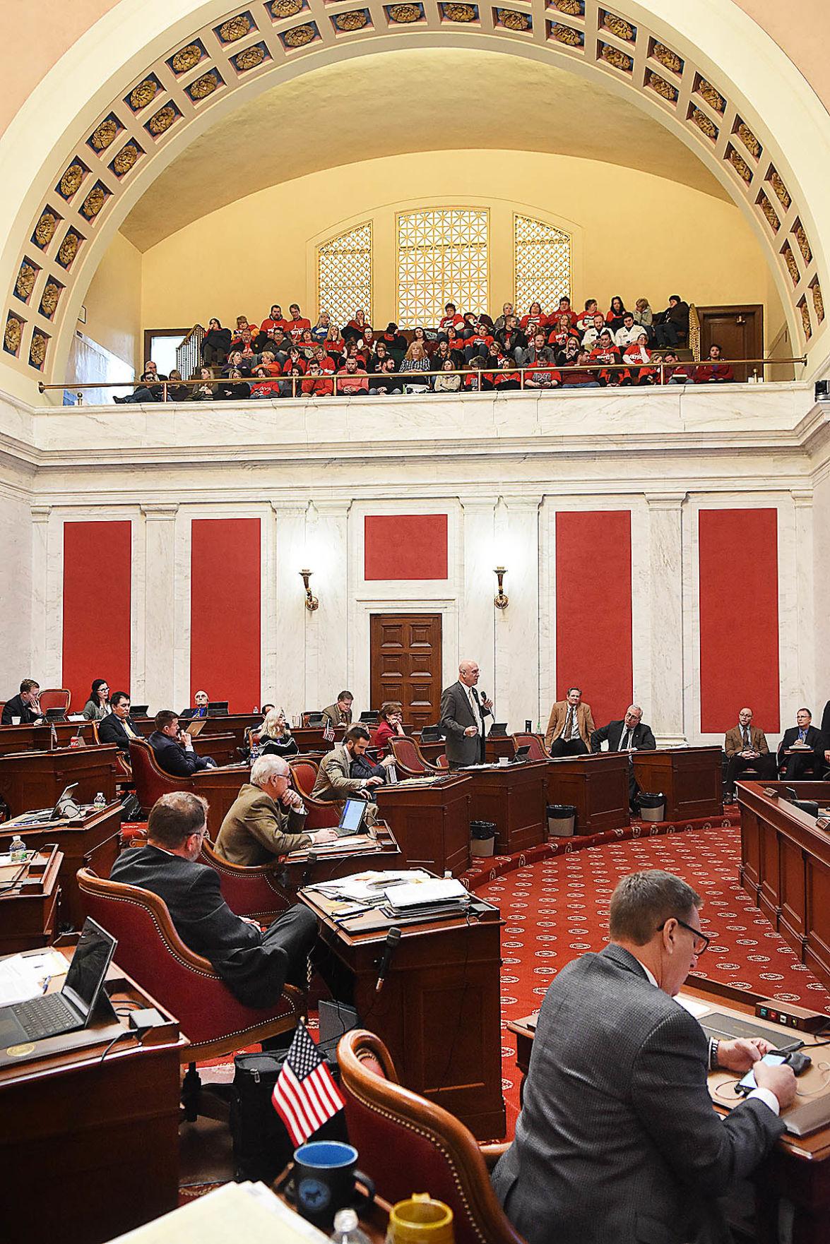West Virginia Legislature ....
