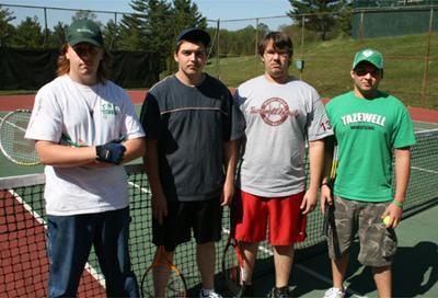 Tazewell tennis