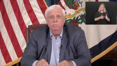 Governor Jim Justice ...