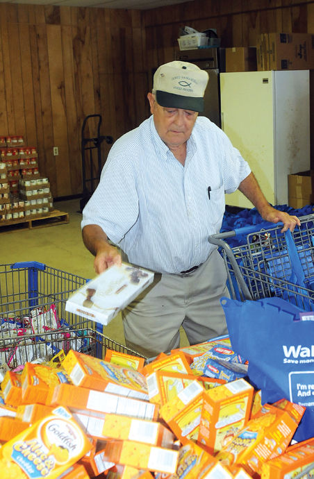 Richlands Food Pantry