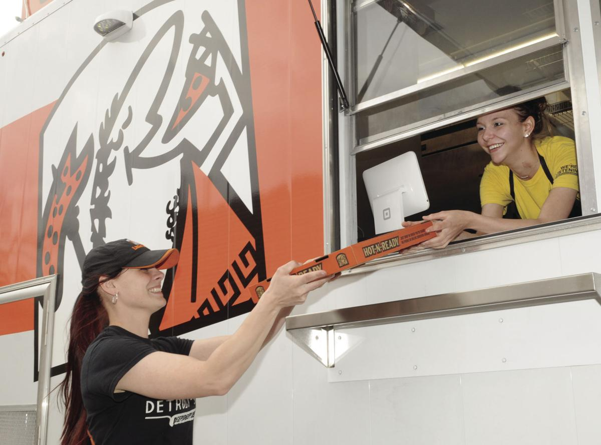 Little Caesars Mobile Pizza Kitchen