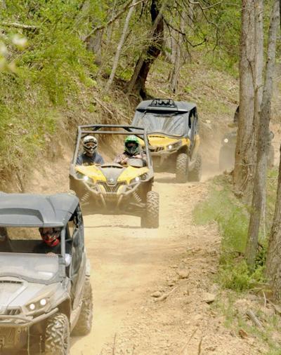 Spearhead Trail file photo