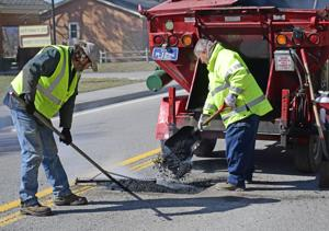 City of Bluefield targeting potholes as new season quickly approaching