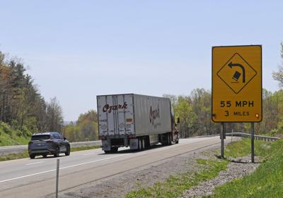 Speed limit changed: Dangerous stretch of road on I-77 near