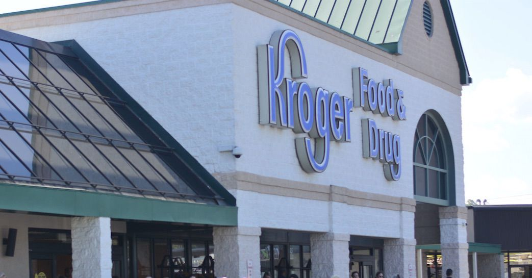 The Kroger store in Princeton ...
