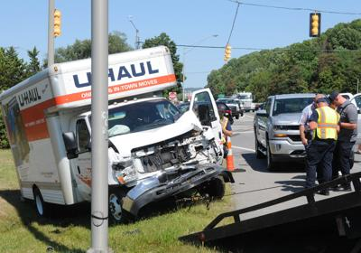 Bluefield crash ...